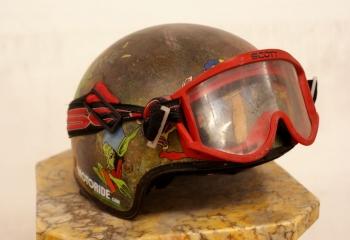 Il casco di JKL-Max