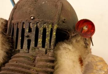 Il casco di JKL-Puster