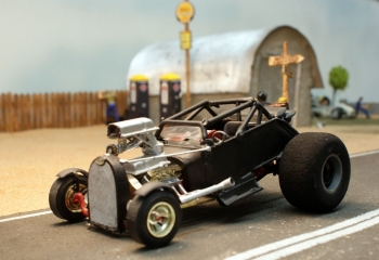 Paddy Dragster