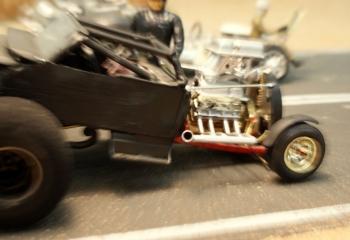 Rombo del V8