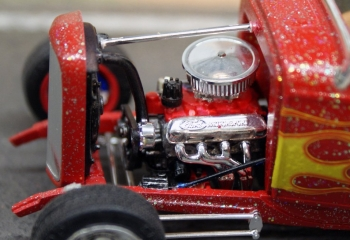 Il V8 Ford