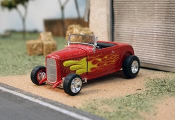 Roadster High Boy Street Rod