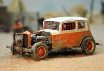 Ford VICKY 1932 Dirt Track